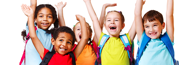 Put Safety at the Top of Your Checklist When Getting Children Ready for School!