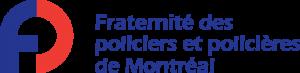 Logo Fraternite des policiers et policieres de Montreal